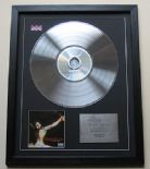 MARILYN MANSON - Holy Wood CD / PLATINUM PRESENTATION DISC
